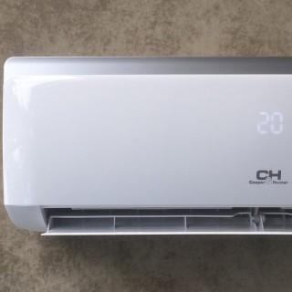 Кондиціонер настінний COOPER&HUNTER Air Master Inverter CH-S07FTXP-NG зображення 2