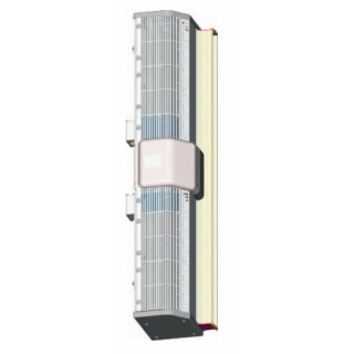 Завіса повітряна електрична OLEFINI 300 KEH 36 V зображення 1