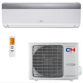 Кондиціонер настінний COOPER&HUNTER Icy III Inverter CH-S12FTXTB2S-NG (Wi-Fi) зображення 1