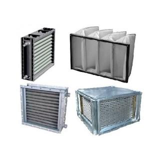 Элементы вентиляционных установок