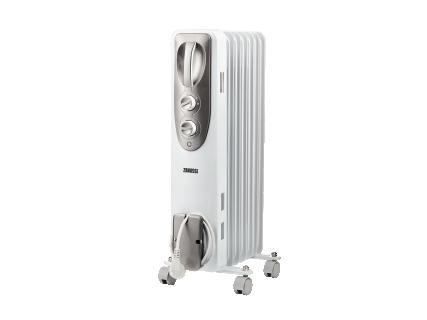 Радиатор масляный электрический ZANUSSI Espressione ZOH/ES-07 WN изображение 1