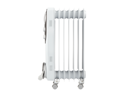Радиатор масляный электрический ZANUSSI Espressione ZOH/ES-07 WN изображение 3