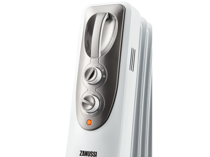 Радиатор масляный электрический ZANUSSI Espressione ZOH/ES-07 WN изображение 4