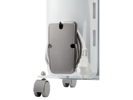 Радиатор масляный электрический ZANUSSI Espressione ZOH/ES-07 WN изображение 5