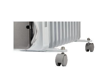 Радиатор масляный электрический ZANUSSI Espressione ZOH/ES-07 WN изображение 6