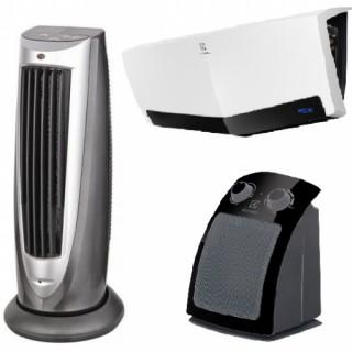 Тепловентеляторы бытовые