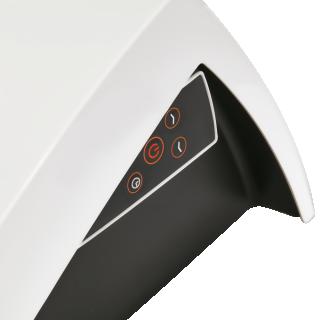Тепловентилятор електричний ELECTROLUX EFH/W-7020 зображення 2