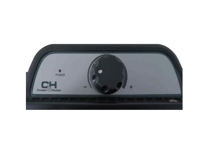 Конвектор (обігрівач) електричний C&H Domestic СH-1500 MD зображення 3