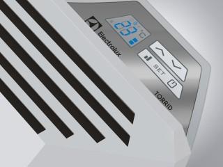Конвектор (обогреватель) электрический ELECTROLUX Torrid ECH/T-2000 Е изображение 4