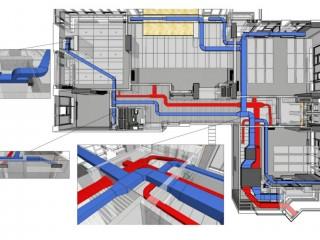 Проектування систем вентиляції