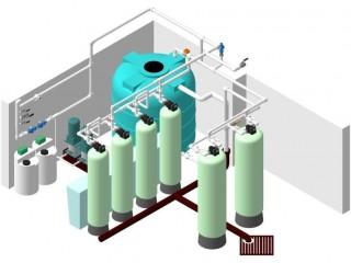 Проектування систем водоочистки